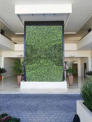 Jardines Verticales Arte Verde Decorativo