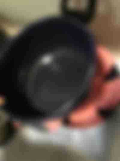 步驟7:鍋子保護套的襯墊