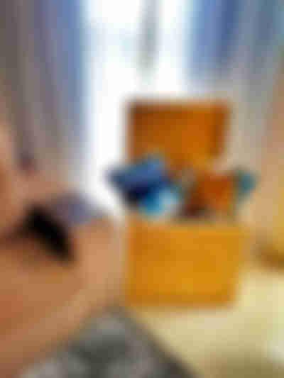Passo 22: Il baule in legno grezzo fai da te è pronto per l'uso
