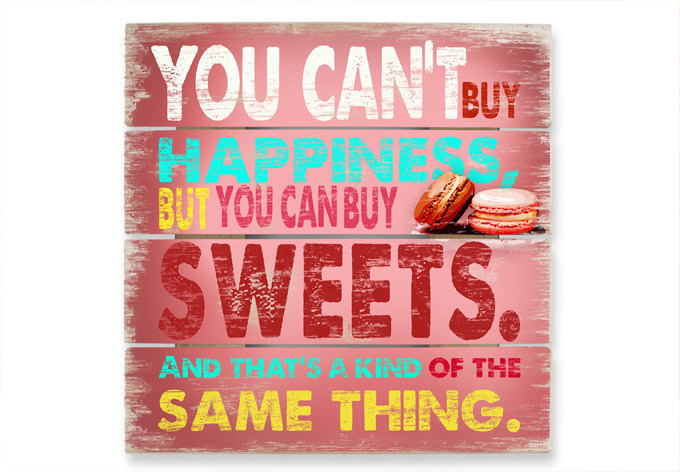 You cant buy happiness alleine web