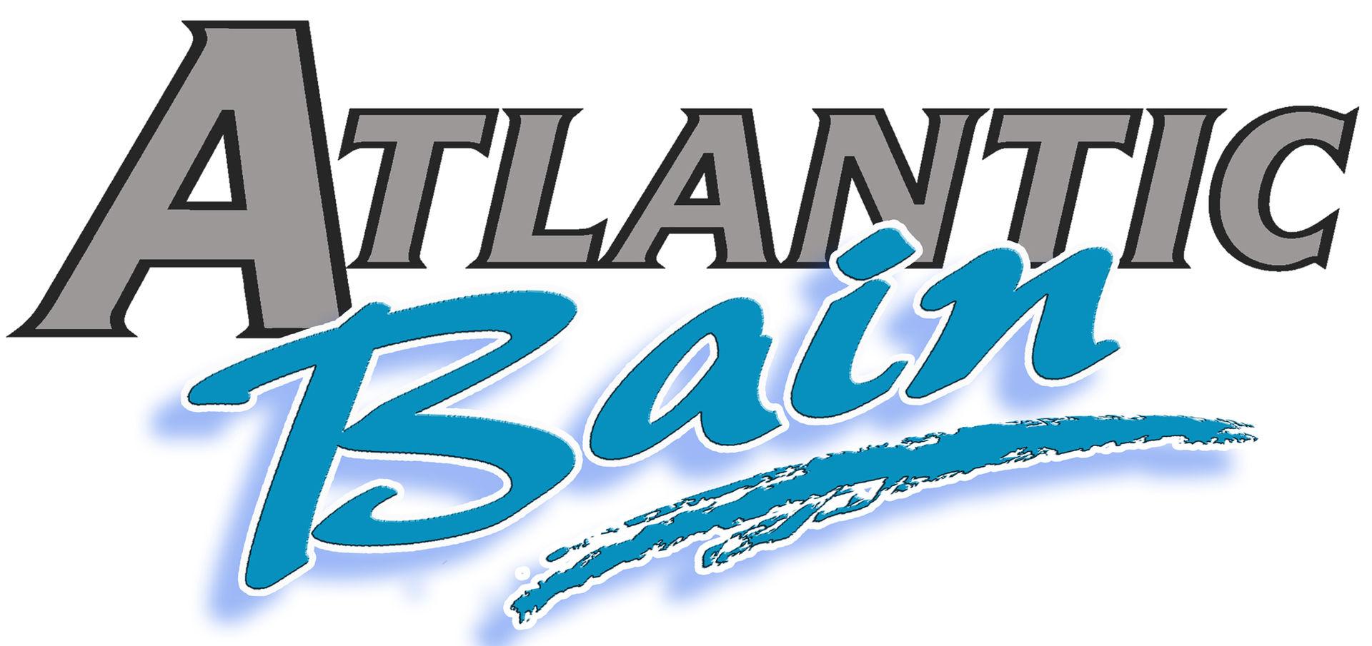 Atlantic Bain Morisseau Vertou meuble vasque béton ciréatlantic bain   homify