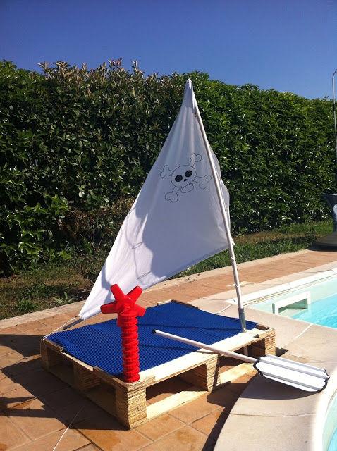 Pirate pallet