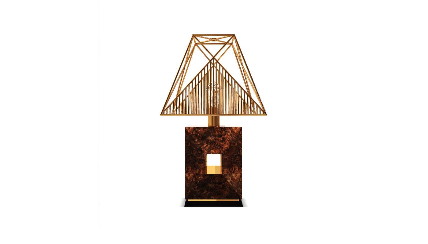 Table lamp porus madeira 1