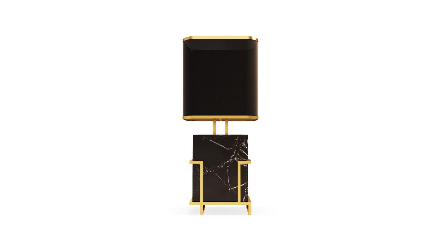 Table lamp porus 1