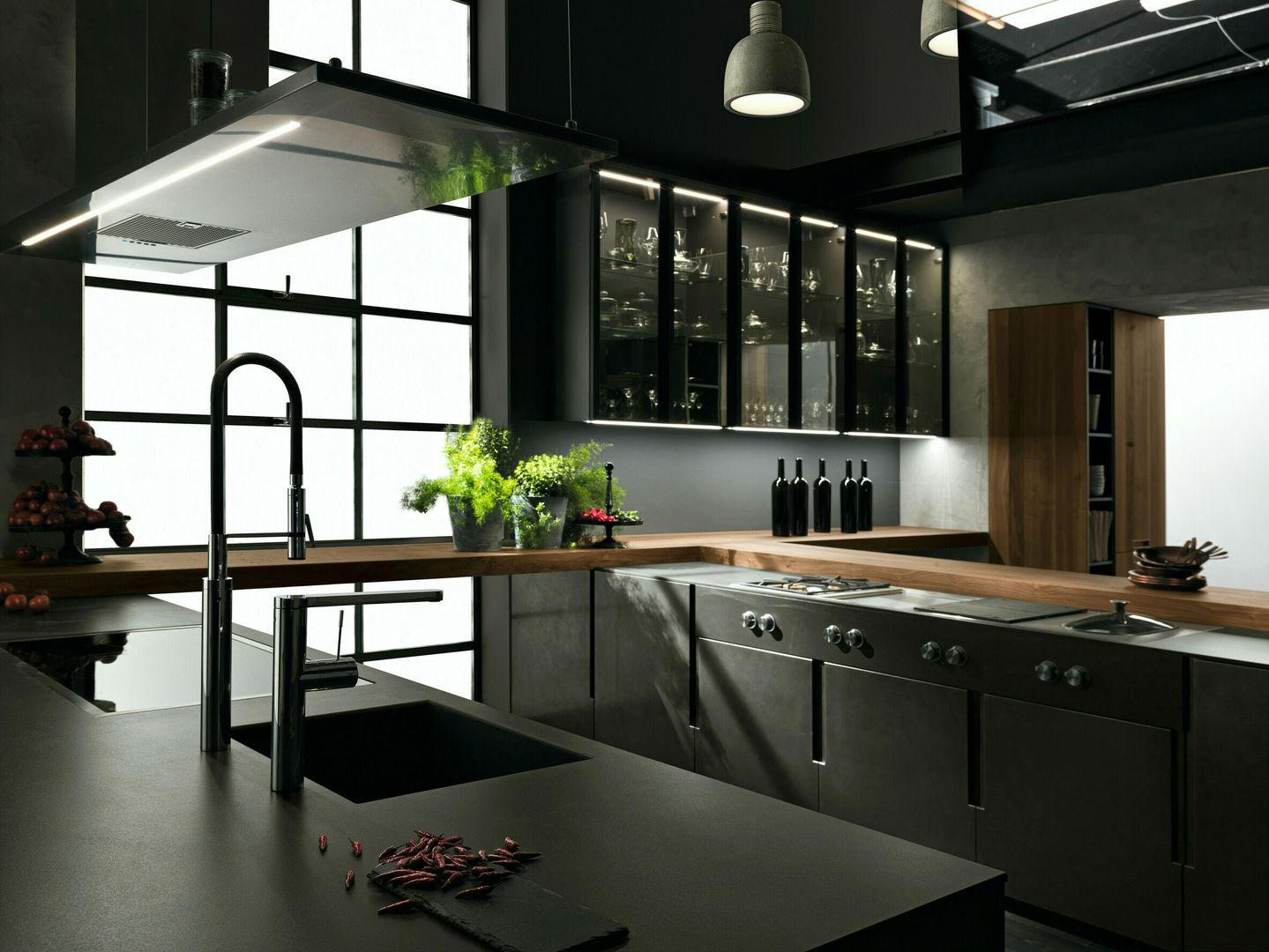 Binova Milano Progettazione Cucine A Milano Homify