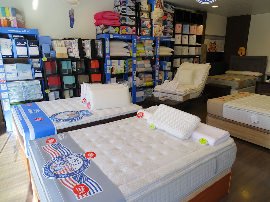 Colchones Las Palmas SleepZone: Textiles & Tapicería en Las Palmas