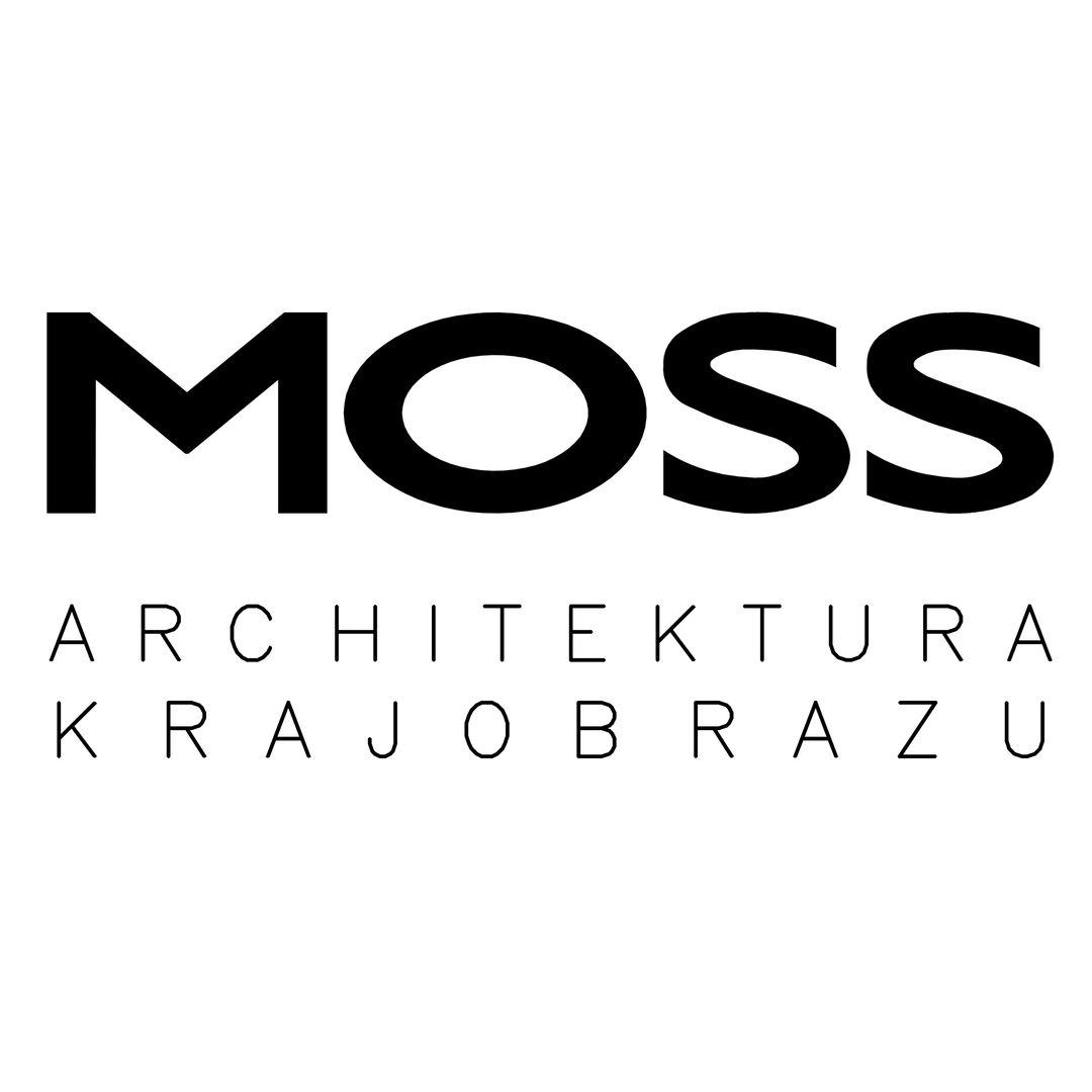 Moss Architektura Krajobrazu Profesjonaliści W Kategorii