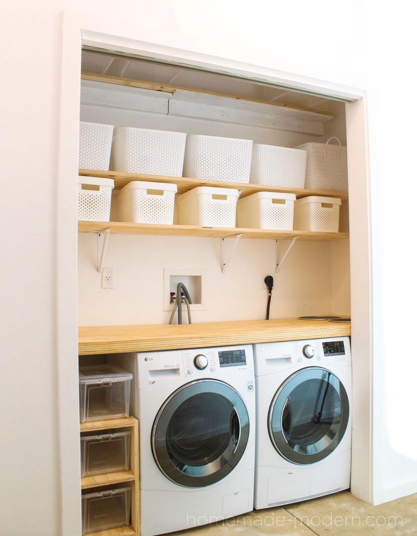 Waschmaschine verkleiden   homify