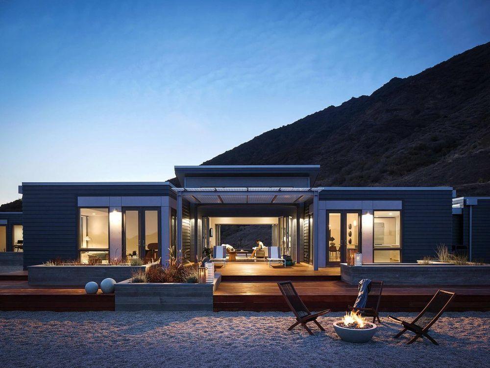 Favori Flexible, moderne et modulaire: une maison préfabriquée nouvelle  TS54
