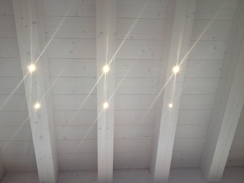 Amato Usare la luce per arredare: i faretti LED a incasso GU65