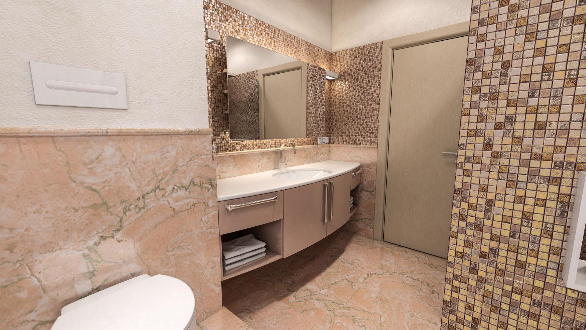 Relativamente progetti bagni moderni ci19 pineglen for Idee bagni moderni