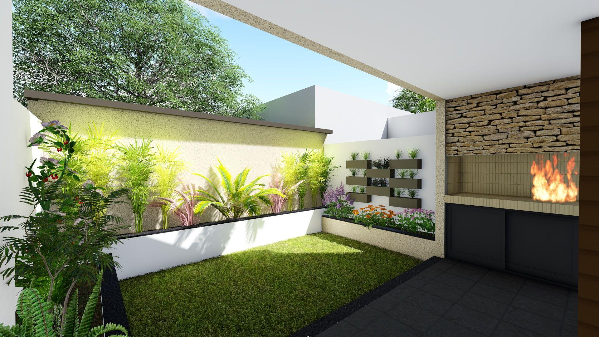 Casa en ph barrio 30 de octubre rafaela santa fe - Jardines exteriores de casas modernas ...