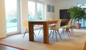 Büro einrichtungsideen modern  Einrichtungsideen: Umbau Wohnung Darmstadt - Bickenbach | homify