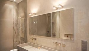einwandfrei innovative malerarbeiten ohg beton cir meets altbau villa g ste wc homify. Black Bedroom Furniture Sets. Home Design Ideas