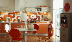 Moderne Konzepte für Ihre Traumküche:  Küche von Inken Voss Design