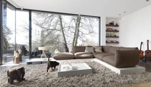 Salones de estilo moderno de COR Sitzmöbel Helmut Lübke GmbH & Co. KG