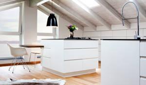 Cocinas de estilo rústico por BESPOKE Interior Design