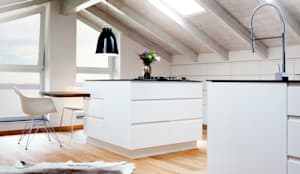 rustic Kitchen by BESPOKE GmbH // Interior Design & Production