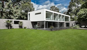 AR Design Studio- Abbots Way: modern Houses by AR Design Studio