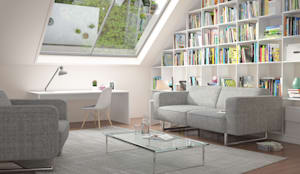 deinSchrank.de GmbH: modern tarz Oturma Odası