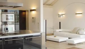 loft in zweibr cken de bolz licht design gmbh homify. Black Bedroom Furniture Sets. Home Design Ideas