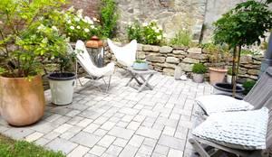 outdoor - terrasse - garten by raumatmosphäre pantanella | homify, Garten und erstellen