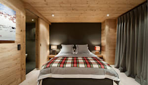 Ardesia Designが手掛けた寝室