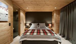 Habitaciones de estilo rústico por Ardesia Design