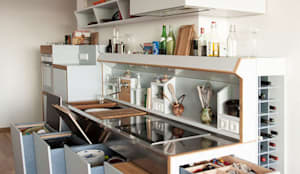 fette Vögel fliegen nicht:  Küche von studio andree weissert