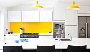 Cozinhas modernas por Pyram