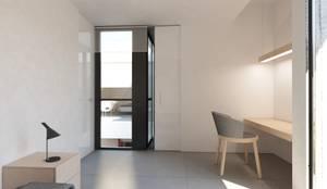 Casa concreto de rub n muedra estudio de arquitectura homify - El horno de yeles ...