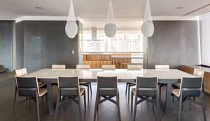 کھانے کا کمرہ by ARCHETONIC / Jacobo Micha Mizrahi