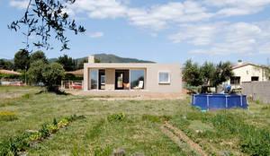 Nua arquitectures arquitectos en tarragona homify - Arquitectos tarragona ...