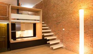راہ داری اور دالان by Beriot, Bernardini arquitectos