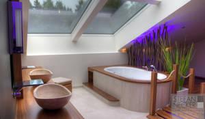 Wellness Badezimmer Im Dachgeschoss