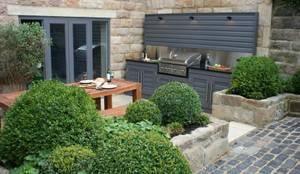 Taman by Inspired Garden Design