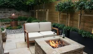حديقة تنفيذ Inspired Garden Design