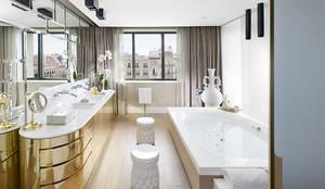 Baños de estilo moderno por TONO BAGNO | Pasión por tu baño