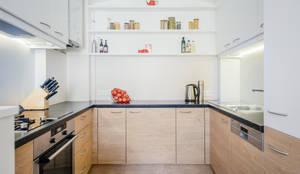 modern Kitchen by raumdeuter GbR