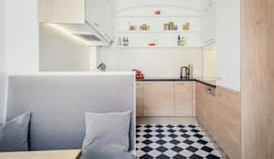 modern Kitchen by raumdeuter GbR