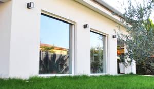 Casas de estilo moderno por Salvatore Nigrelli Architetto