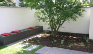 modern Garden by Katrin Lesser