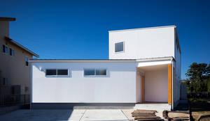 C lab.タカセモトヒデ建築設計의  주택