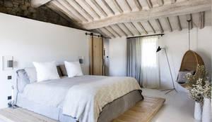 Projekty,  Sypialnia zaprojektowane przez dmesure