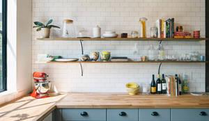 Cozinhas modernas por Grange México