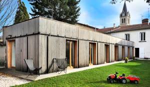 Carole Guyon architecte의  주택