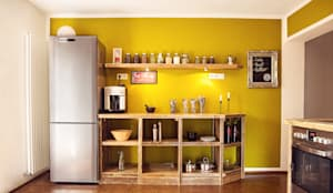 rustic Kitchen by edictum - UNIKAT MOBILIAR