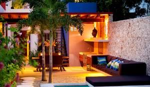 mediterranean Houses by Taller Estilo Arquitectura