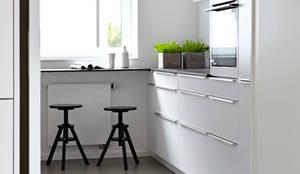 minimalistic Kitchen by Kristina Steinmetz Design