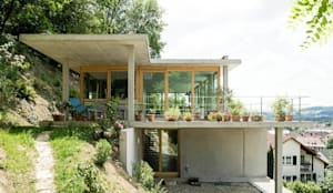 Nhà by GIAN SALIS ARCHITEKT